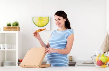 twin pregnancy cravings
