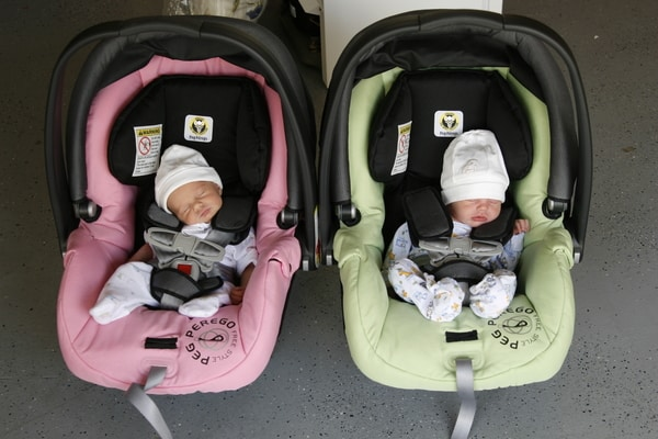 car seat for twins