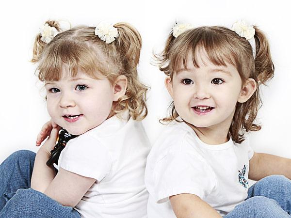 cute twin girl names
