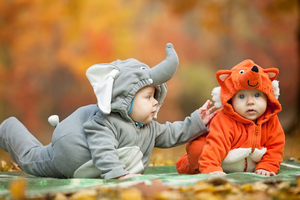 twins halloween