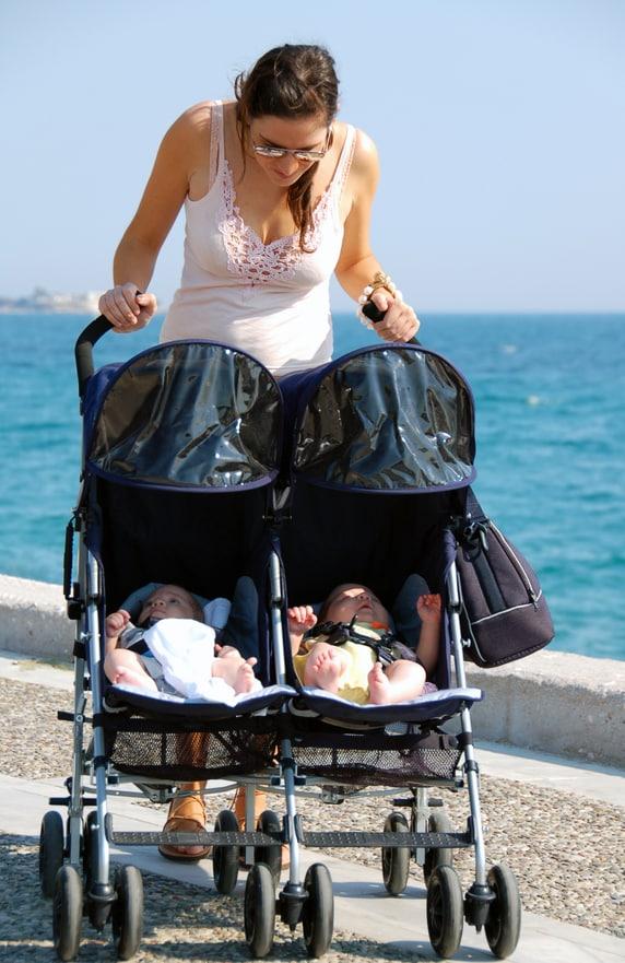 best umbrella stroller for twins