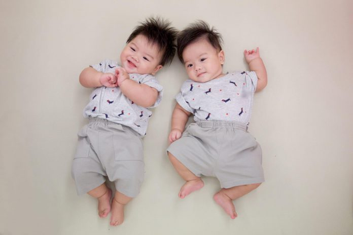 twin matching outfits