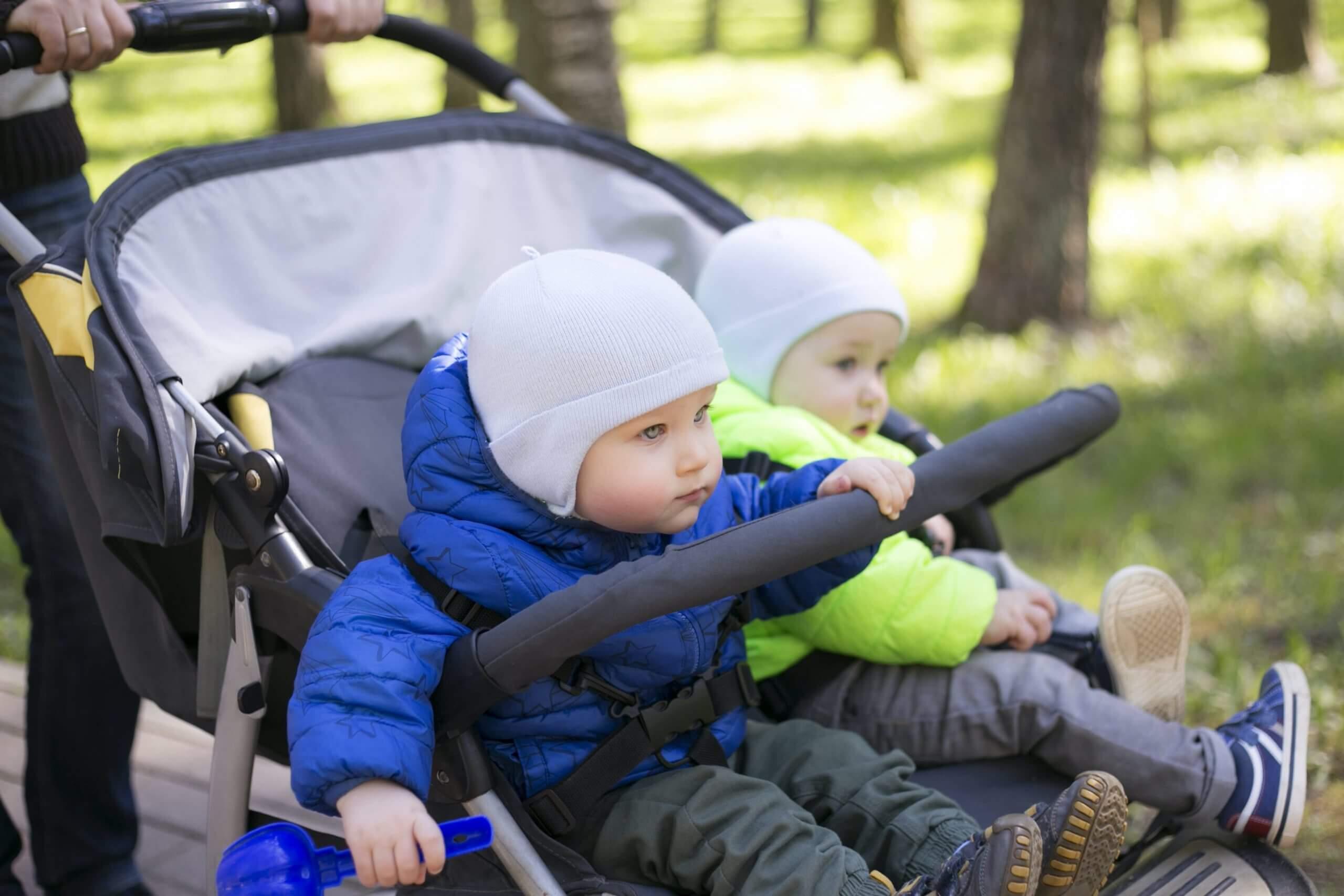 twins stroller jogger