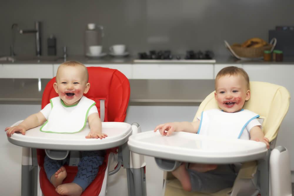 twins high chair