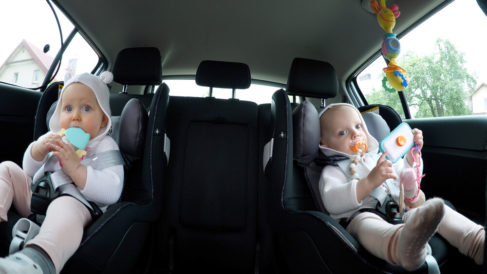 best convertible car seat for twins