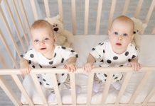 twin baby beds